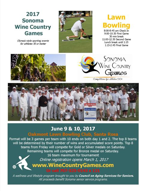 Planning Lawn Bowls trips for 2017